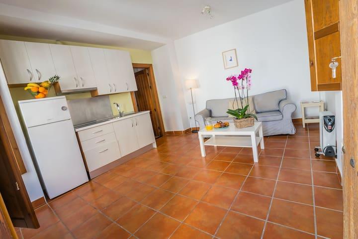 Pequeño apartamento en el Albaicin, Granada.