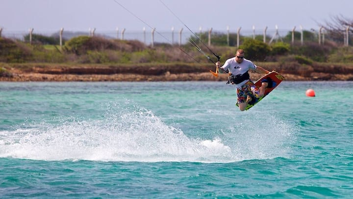 Sunwings Grenadines Kitesurf holiday- 2 adults