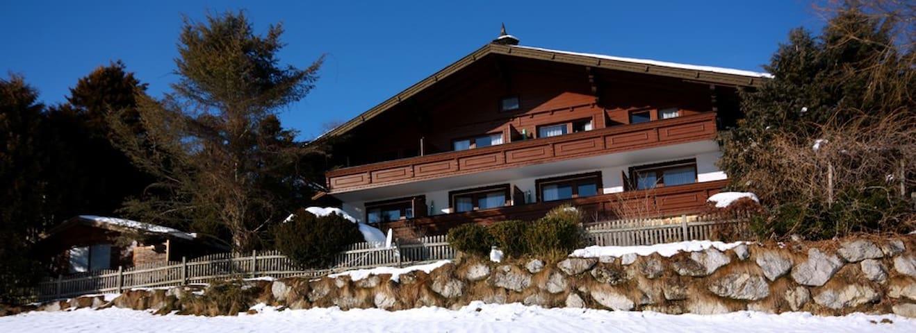 Landhaustirol Appartement 8. - Mitterberg - Pis