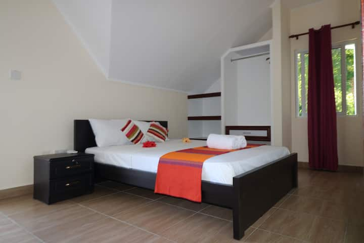 One bedroom luxury Apartment ( 2 person)
