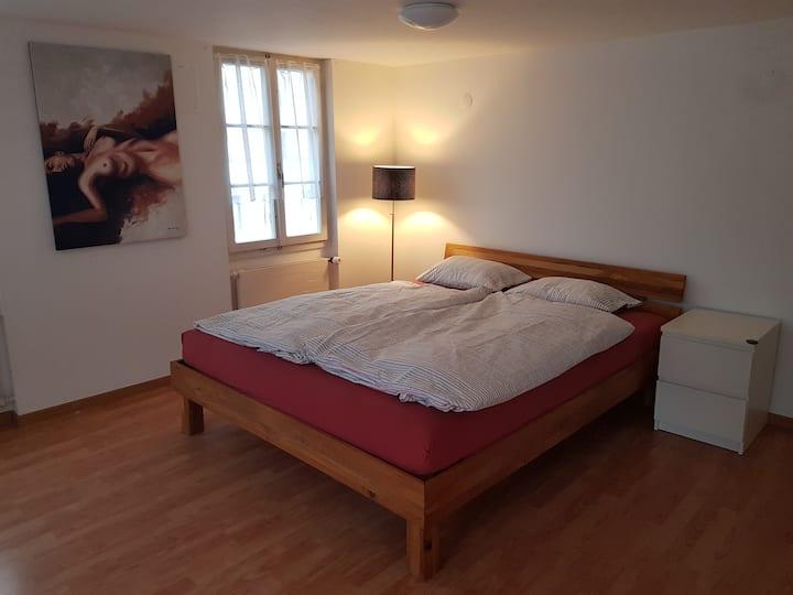 Gemütliches Familienzimmer in Oberiberg