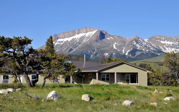 Harmony in paradise - Rocky Mountain Front Retreat