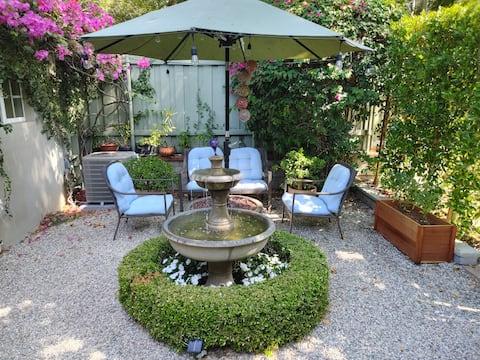 Vakkert gjestehus med din private hage