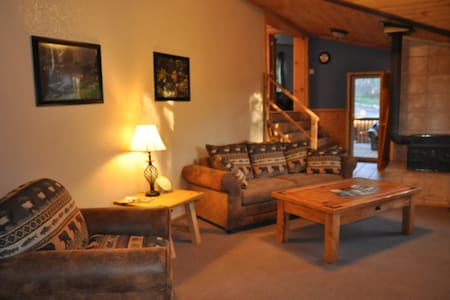 The Pagosa Cabin - Pagosa Springs - Casa