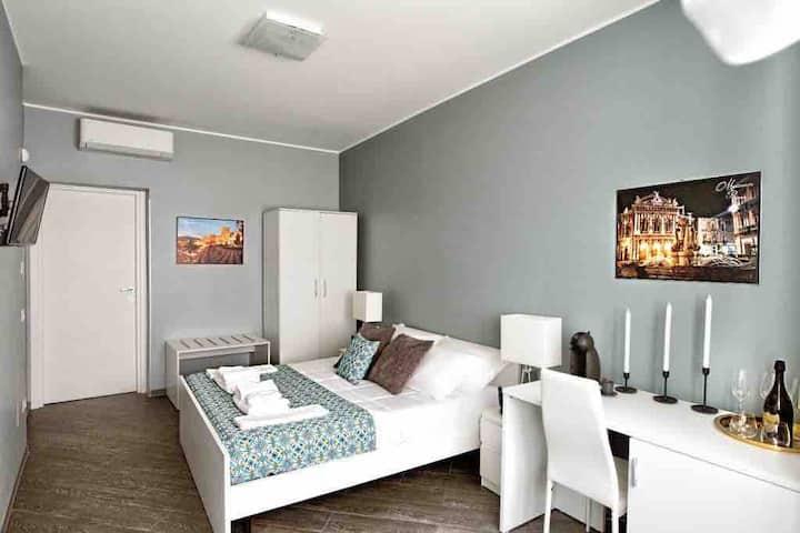 Musumeci's Rooms Catania stanza N1 doppia