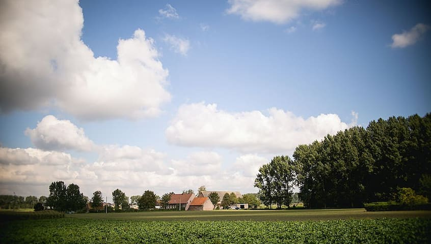 Gîte in authentieke boerderij op het platteland