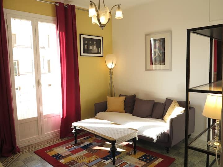 Très agréable appartement T4 au centre de Bastia