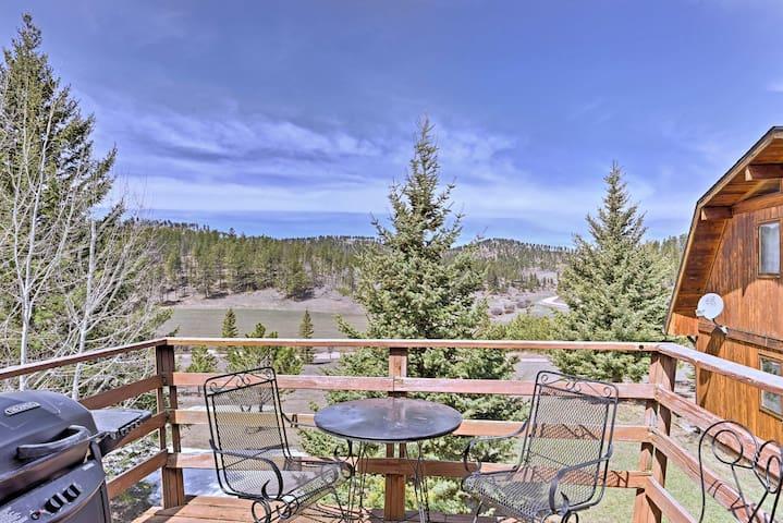 Deerfield Studio w/ Panoramic Black Hills Views!