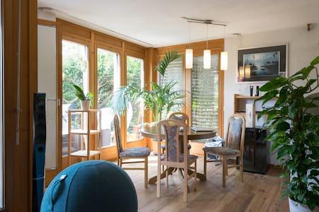 Privates Gästezimmer zur Vermietung mit Terasse - Wohnung