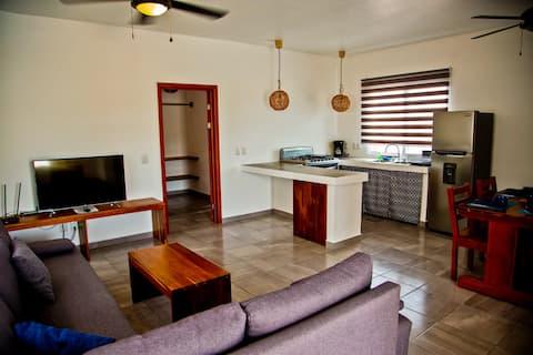 Apartamento Blue Mahahual - 2 Hab
