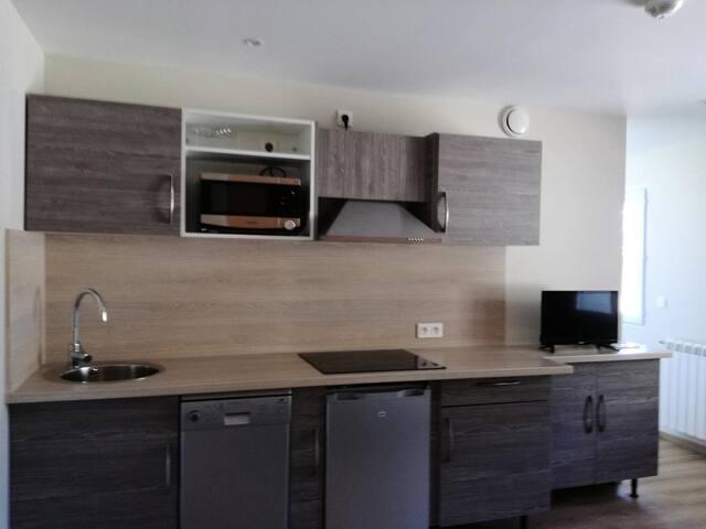 Appartement 3 pièces 6 personnes. 160473