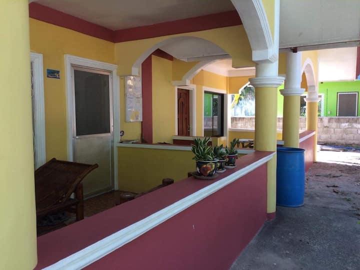 Casa De Maya - down room