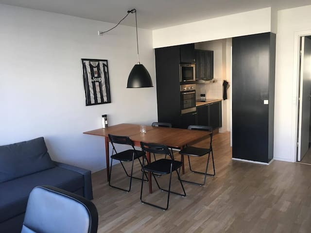 Family apartment at Østerbro near Fælledparken