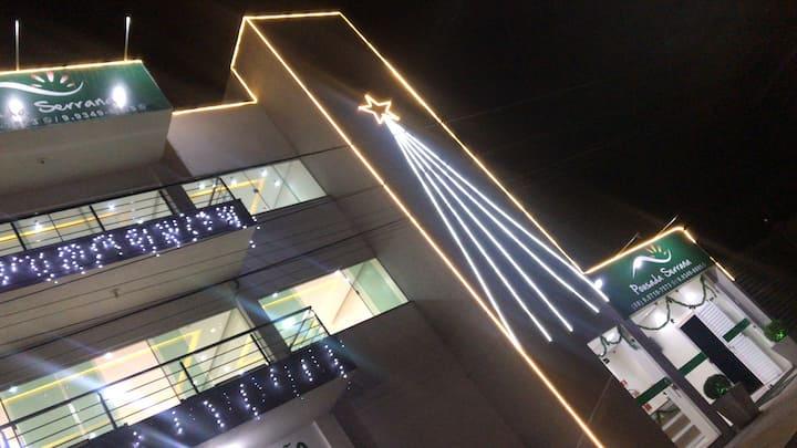 Hotel Serrano/ Pousada Serrana