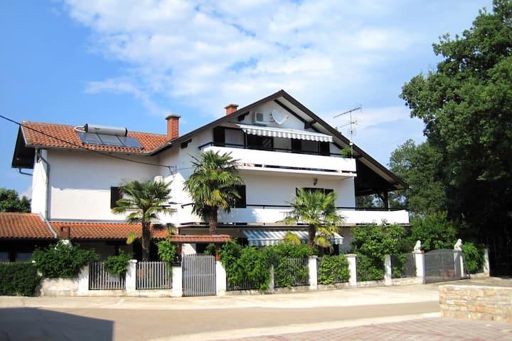 Appartamento di due stanze con terrazzo Paolija, Novigrad (A-2541-c)
