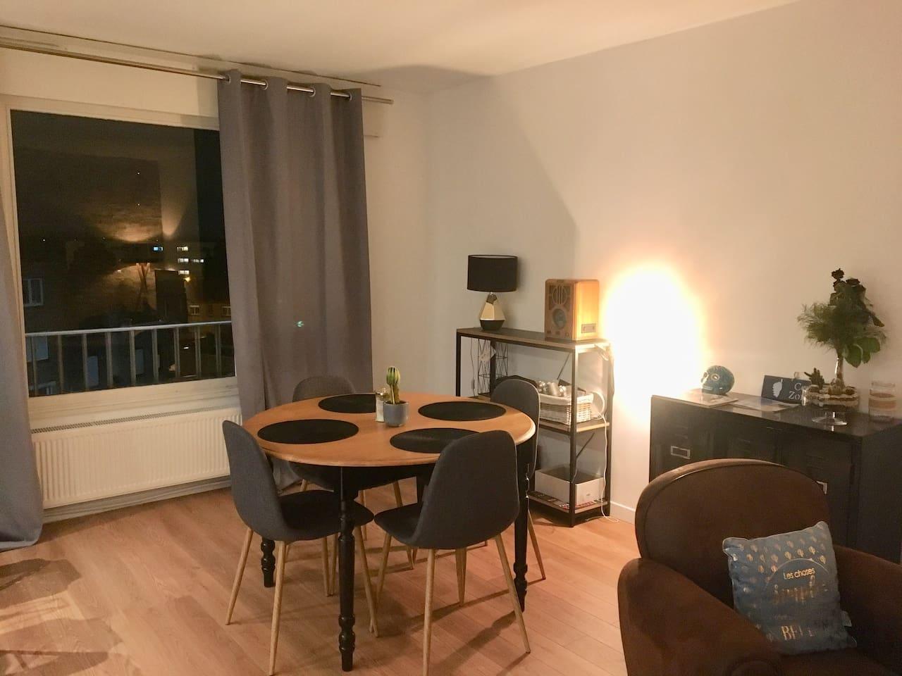 Appartement T2 à 5 min de lille