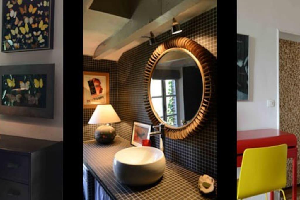 Flamingo rooms 4 chambres d 39 h tes chambres d 39 h tes - Chambre d hote longny au perche ...