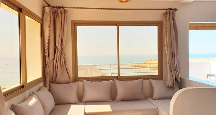 Panoramic apartment in Imsouane Beach villa