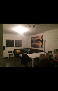 Studio moderne neuf, belle vue! - Saint-Sulpice