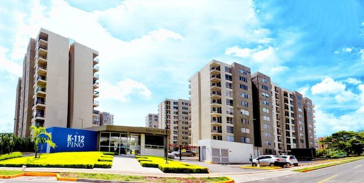 Apartamento Moderno en Valle del Lili