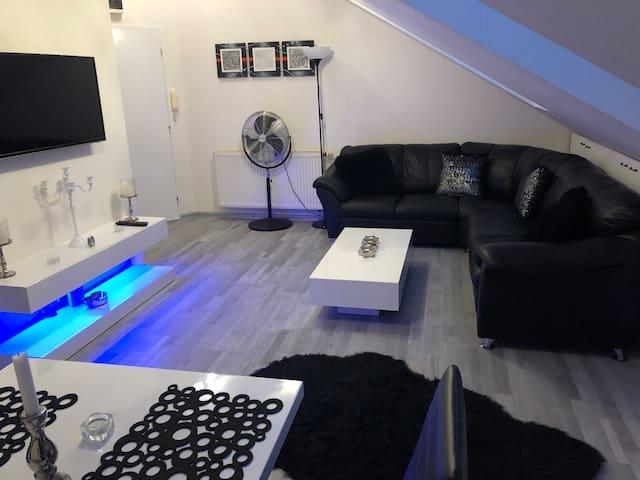 New luxury Attic romantic studio in Prague ,,53,,