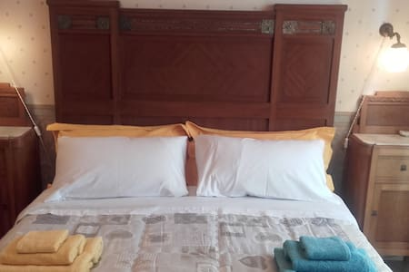 B&B Casa Iblea - Camera Matrimoniale - Avola - Bed & Breakfast