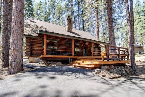 Log Cabin on Black Butte Ranch