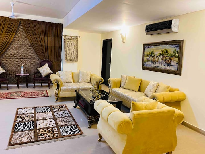 Awsomeness Two Bed Room Apartment M M Alam Road
