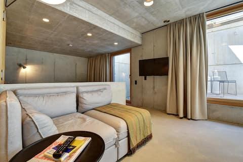 Όμορφο διαμέρισμα διακόσμησης