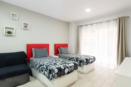 CANTERAS BEACH. New apartment León