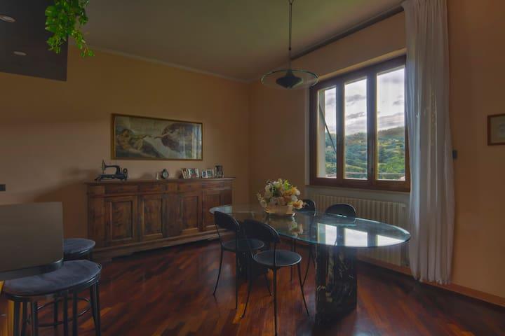 Casa in campagna relax  - Castel Focognano