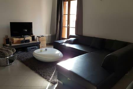 Grand appartement 30 min mer à pied - Villeneuve-lès-Maguelone