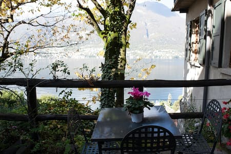 Apartment with aircon and wonderful Lake view - Faggeto Lario - อพาร์ทเมนท์