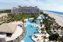 Acapulco diamante,la isla,playa,seguro A disfrutar