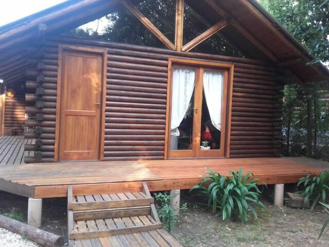La cabaña de Maria