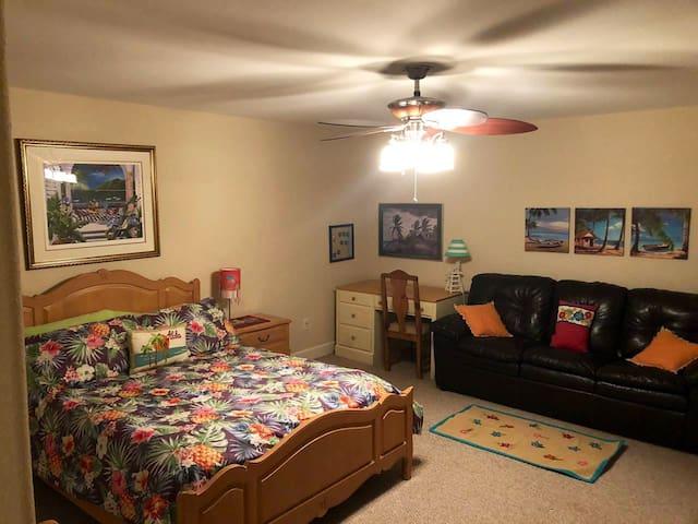 Hawaii Bedroom