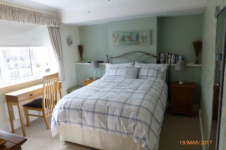 Comfortable Accomodation, Newbury. Own bathroom. - Newbury - Hus