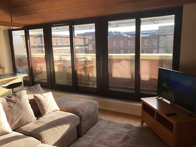 The Elgar Suite , penthouse apartment .
