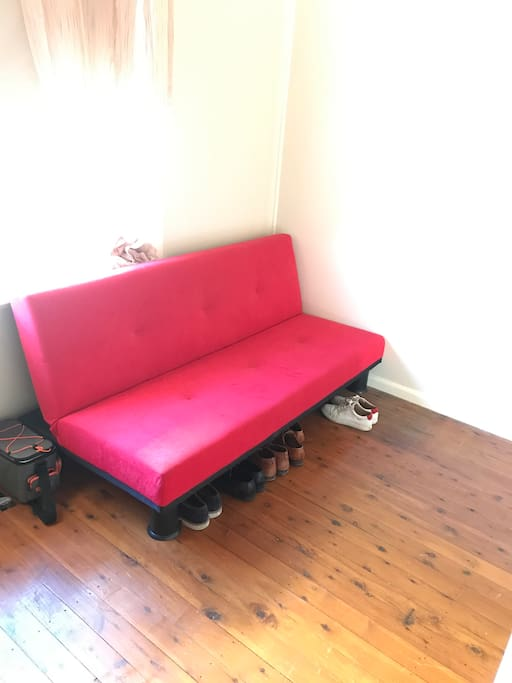 Futon (sleeps 1 Adult)