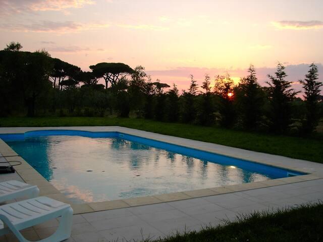 La Toscanella villa di campagna appartamentino