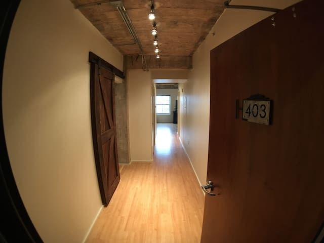 Beautiful Midtown OKC Condo! Close to Everything! - Oklahoma City - Appartement