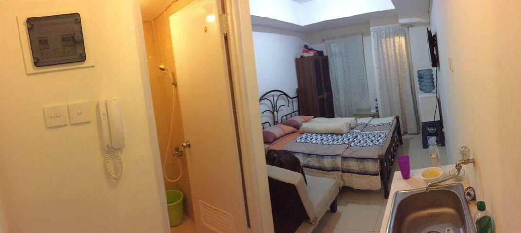Lovy studio apartement