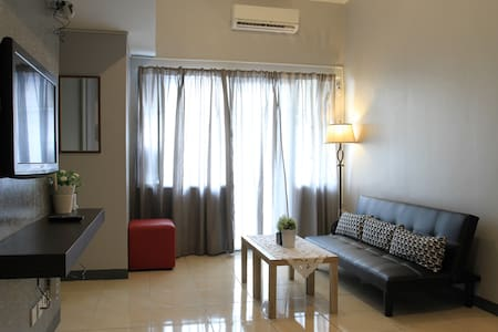 Affordable cozy spacious stay in north Jakarta! - Appartamento