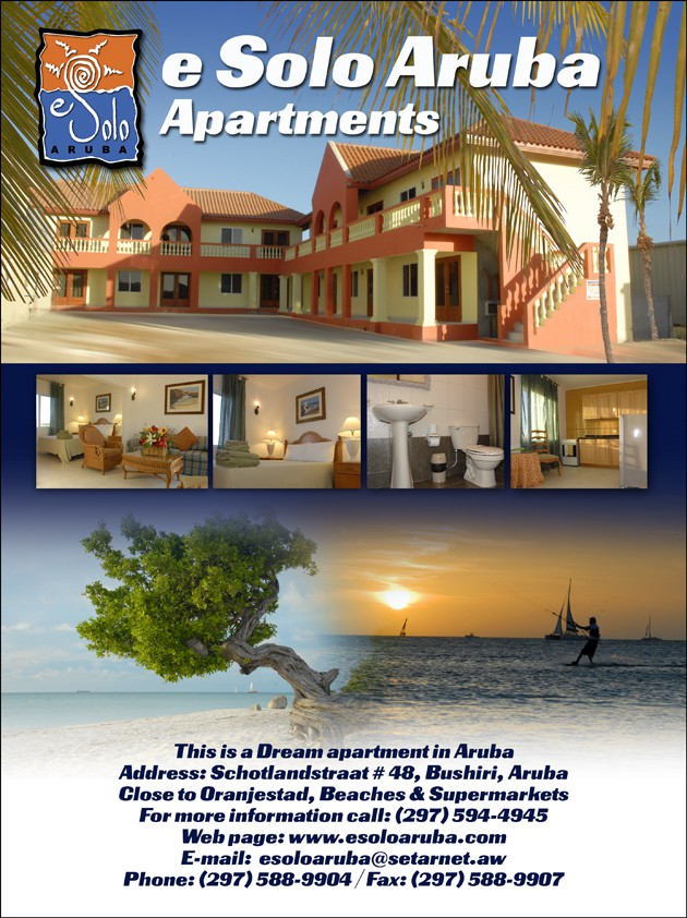Captivating E Solo Aruba Apartments   Apartments For Rent In Oranjestad, Aruba