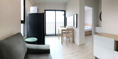 1 BR @CENTRAL,KEA, and Train Station - min 30 days