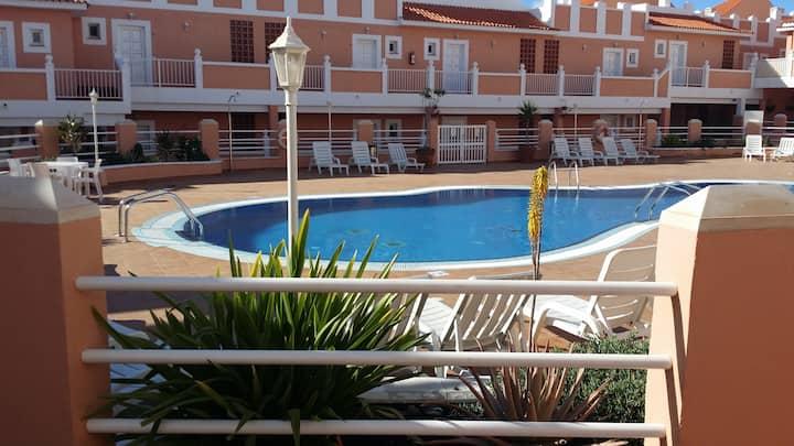 Family Apartment in Esmeralda, el Castillo - WIFI