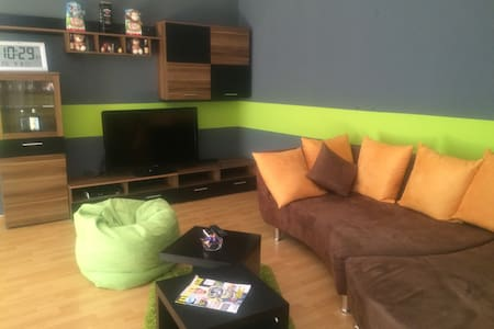 GREAT LOCATION-spacious and cosy - Vienna
