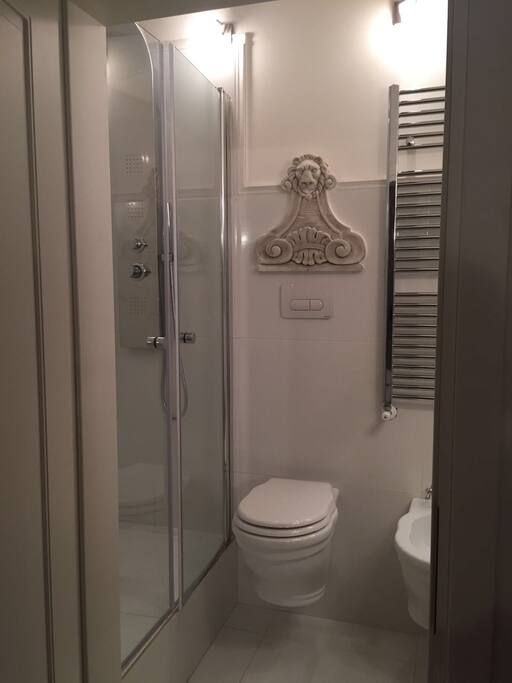 bagno ensuite
