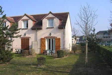 Cottage T2 jardin Golf de Limere - Ardon