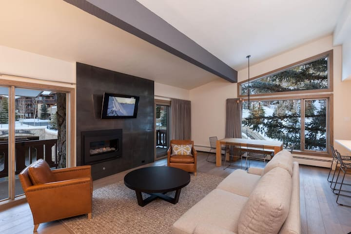 Riva Ridge 740: two bedroom – premier location Vail Village